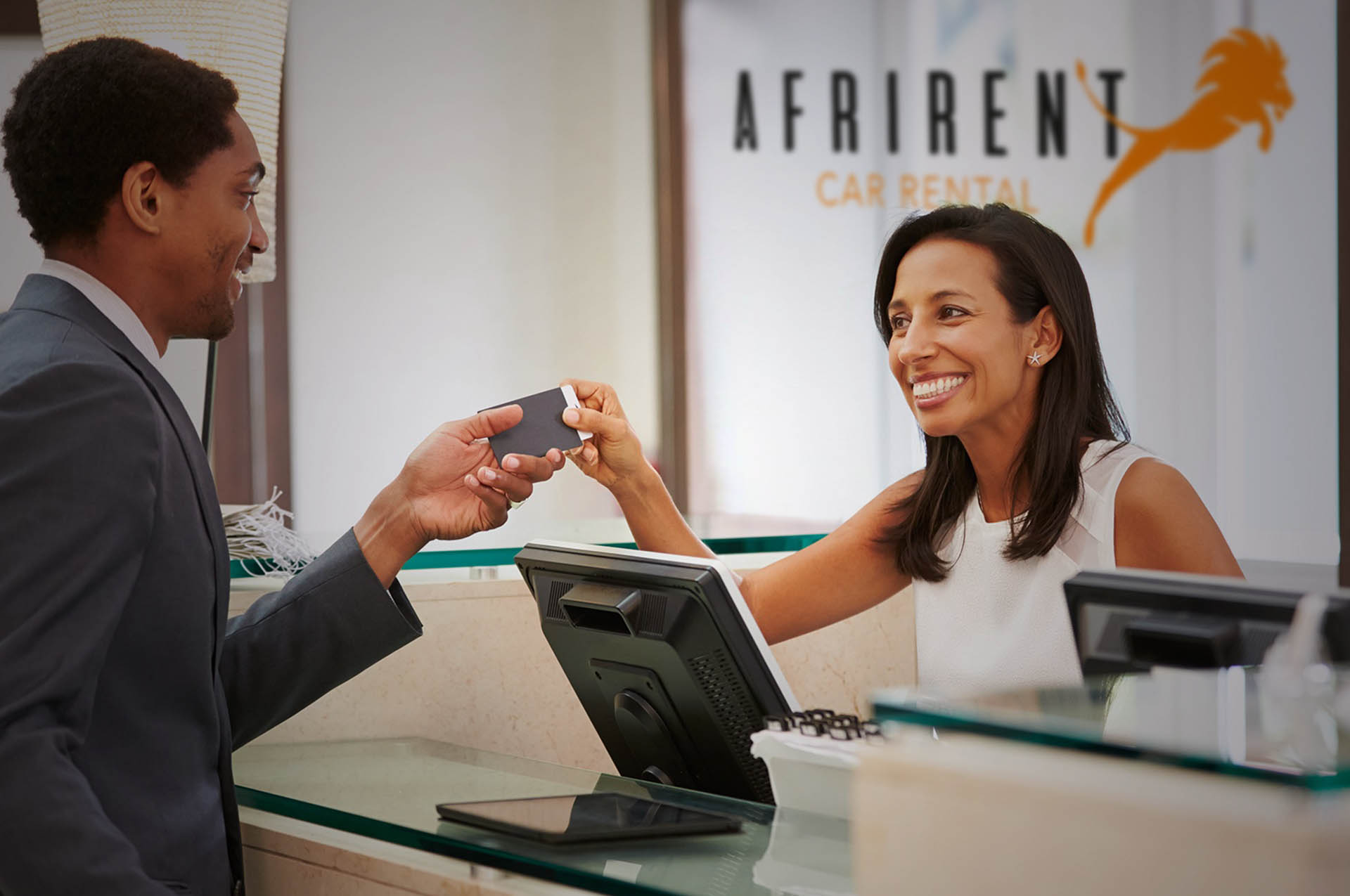 AFRIRENT CAR RENTAL: HOME-GROWN